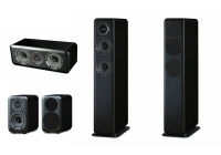 Комплект 5.0 Wharfedale Diamond 300 set Black (D330 + D310 + D300C)